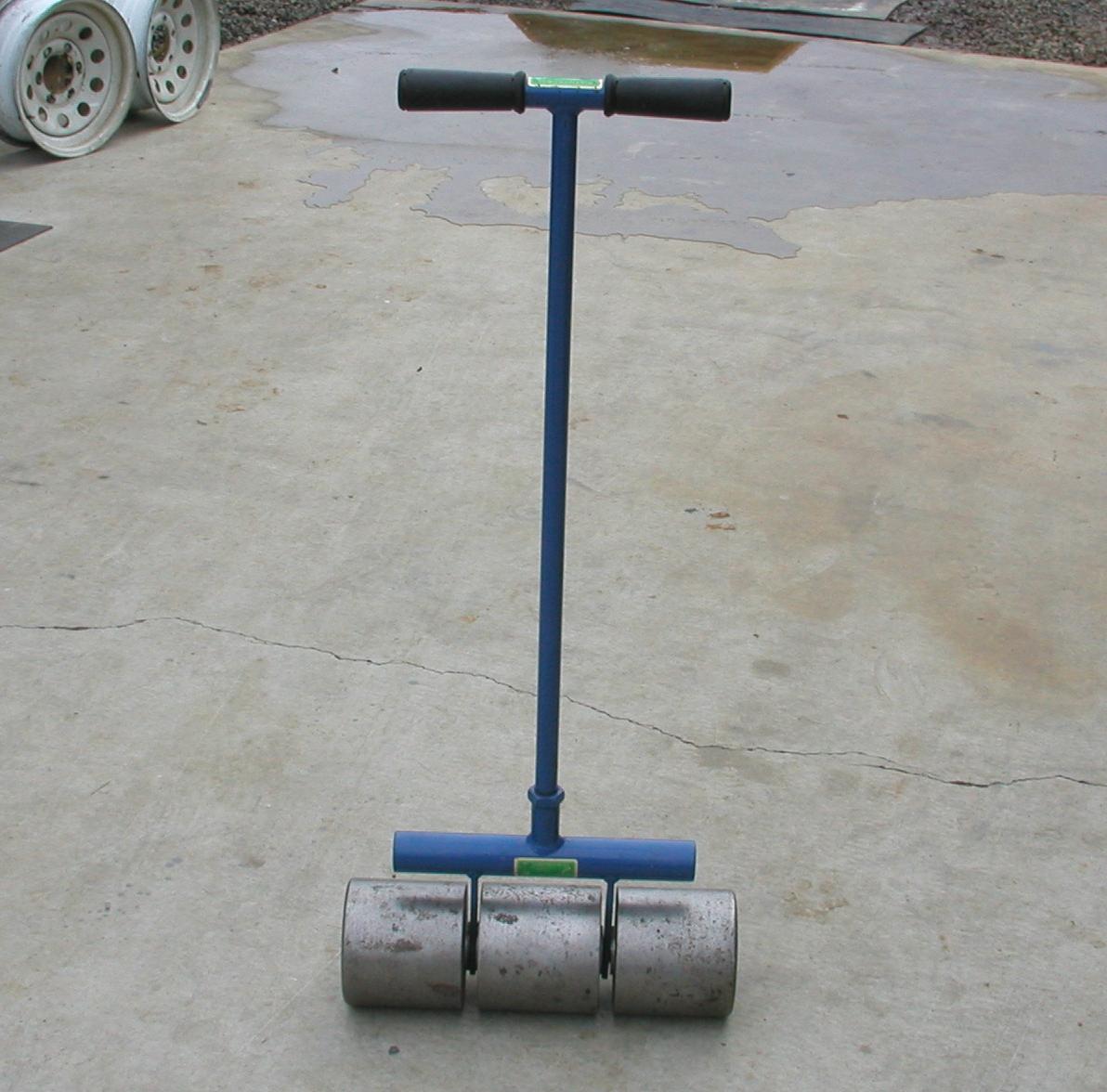 Linoleum roller for 100 lb floor roller rental