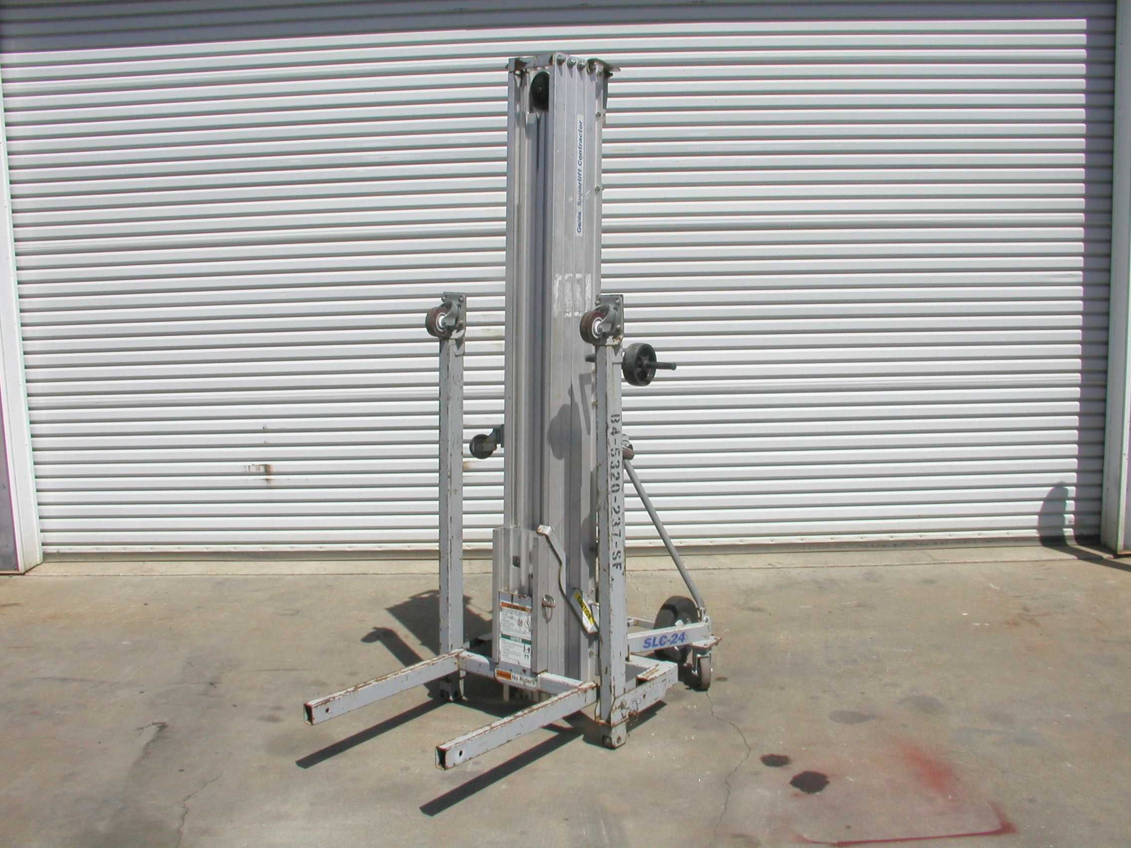 Genie Lift SLC-24